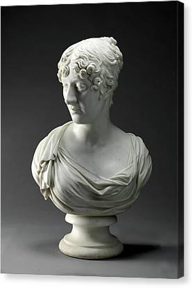 Sculpture, Charlotte Canvas Print