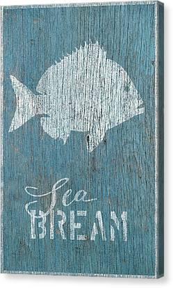 Sea Bream Canvas Print