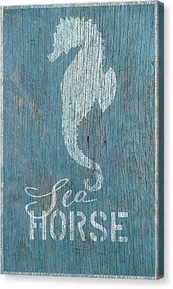 Sea Horse Canvas Print