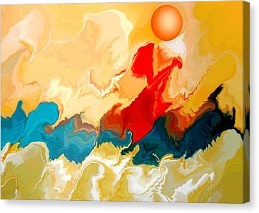 Seacape Canvas Print by Joseph Ferguson