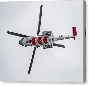 Lif Canvas Print - Search And Rescue Helicopter - Tf-lif by Panoramic Images