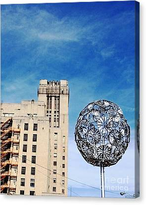 Sears Crosstown Memphis Canvas Print