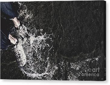 Enjoyment Canvas Print - Seas Of Freedom by Jorgo Photography - Wall Art Gallery
