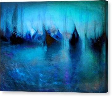 Seascape #16. Venetian Shore Canvas Print