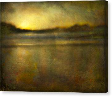 Seascape #18 Canvas Print