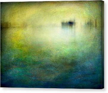 Seascape #19 -shipside- Canvas Print