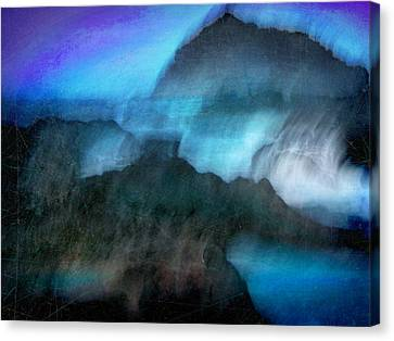 Seascape #9 -bay's Dusk- Canvas Print