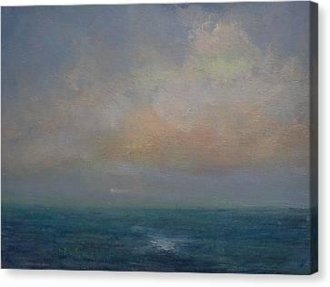 Seascape - A Nereid Sighting Canvas Print