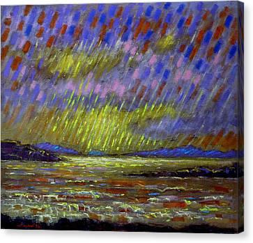 Edition Canvas Print - Seascape   II by John  Nolan