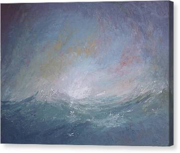 Seascape1 Canvas Print by Sean Conlon