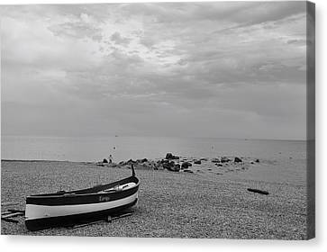 Seashore Canvas Print by Benoit Charon