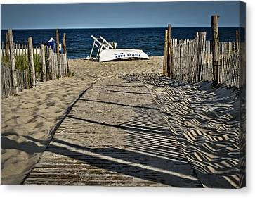 Seaside Park New Jersey Shore Canvas Print