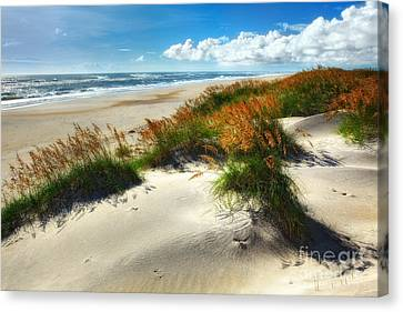 Seaside Serenity I - Outer Banks Canvas Print