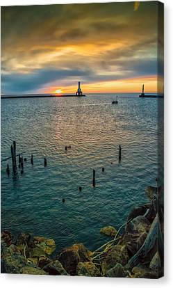 Season Opener Canvas Print