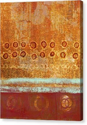 Rust Canvas Print - Seasonal Shift by Carol Leigh