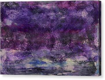 Seastorm II Canvas Print
