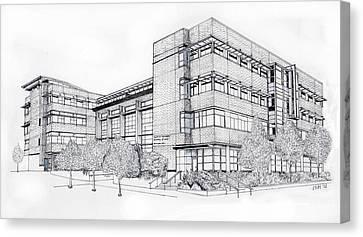 Seattle University Law School Canvas Print