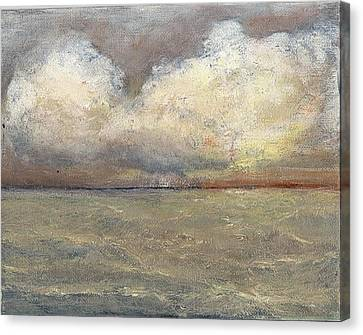 Seaware Canvas Print