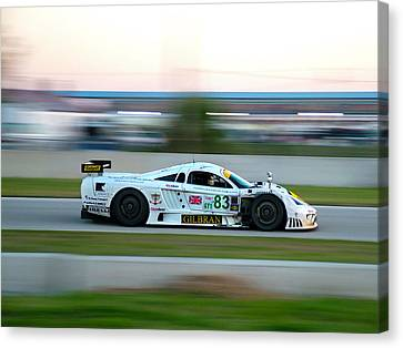 Sebring S7 Canvas Print by Zachary Cox