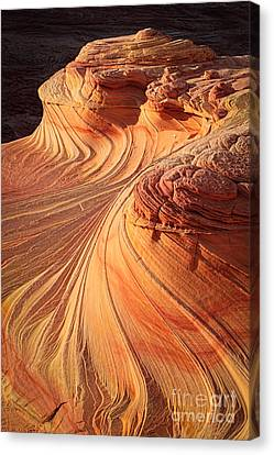 Hoodoos Canvas Print - Second Wave Flow by Inge Johnsson