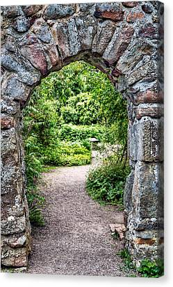 Secret Garden Canvas Print by EXparte SE