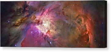 Secrets Of Orion Canvas Print