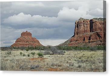 Sedona Beauty Canvas Print