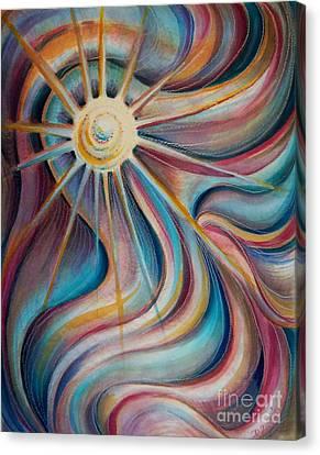 Sedona Charm Canvas Print by Dee Davis