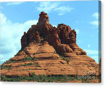 Sedona's Red Rock Canvas Print