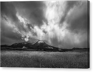 See My Soul Canvas Print by Jon Glaser
