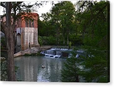 Seguin Tx 03 Canvas Print by Shawn Marlow