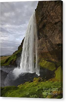 Selandsfoss Iceland Canvas Print