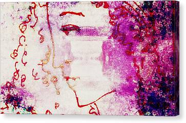 Sending Mary Home Canvas Print by Candee Lucas