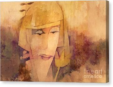 Sensibility Canvas Print by Lutz Baar