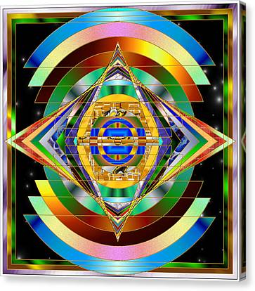 Sensory Accuity Canvas Print by Mario Carini