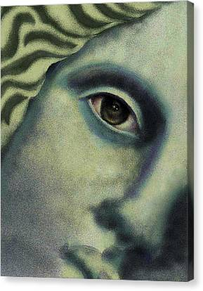 Seraphim Canvas Print by Linda N  La Rose