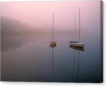 Serene Morning Canvas Print