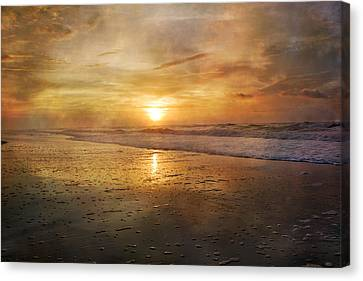 Serene Outlook  Canvas Print by Betsy C Knapp