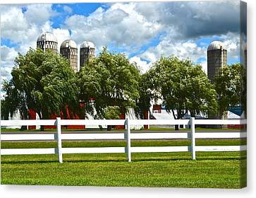 Serene Surroundings Canvas Print by Frozen in Time Fine Art Photography