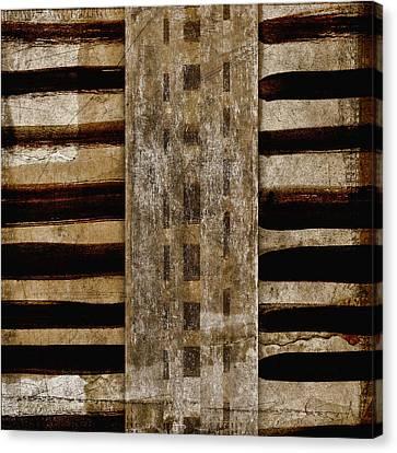 Earth Tones Canvas Print - Serengeti 1 by Carol Leigh