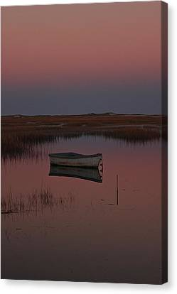 Canvas Print featuring the photograph Serenity 2 by Amazing Jules
