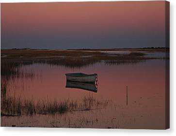 Canvas Print featuring the photograph Serenity by Amazing Jules