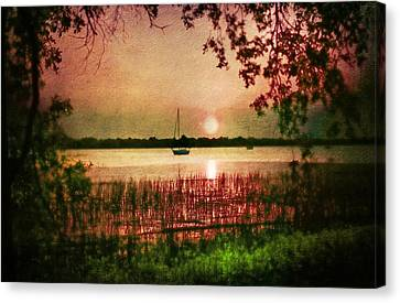 Serenity Canvas Print by Brent Craft
