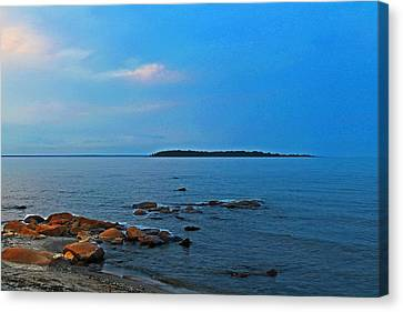 Serenity Canvas Print by Rhonda Humphreys