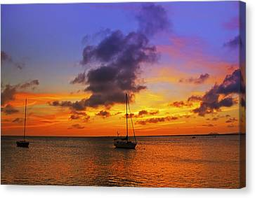 Serenity Canvas Print by Stephen Anderson