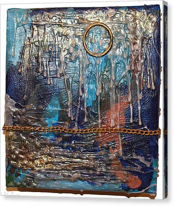 Set Canvas Print by Emily Strait