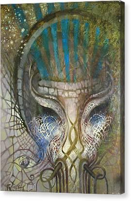 Set Canvas Print by Valentina Kondrashova