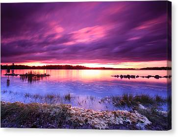 Severn River Stunner Canvas Print