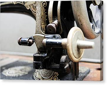 Sewing Machine 1 Canvas Print