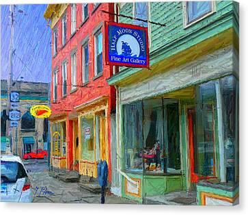 Sg - 294 Canvas Print by Glen River